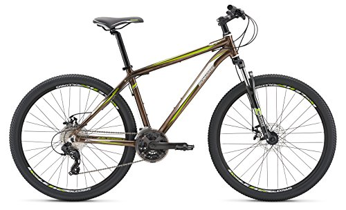 Iron Horse Men's Maverick 2.1 IH22216L 20 Mountain Bicycle, 20″/Large, Bronze
