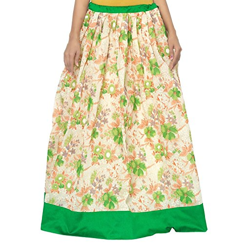Printed N2creations Women Indian Regular Skirt Handicrfats Export 4qFxtE