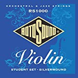 Rotosound RS1000 Silver Wound Violin Strings (Economy Set)