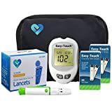 Aglucose meter(or glucometer) is a medical device for determining the approximate concentration ofglucosein theblood. Many diabetic patients find it challenging to insure that all the proper supplies are accounted for, to receive accurate result...