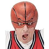 Adult Basketball Fan Mask