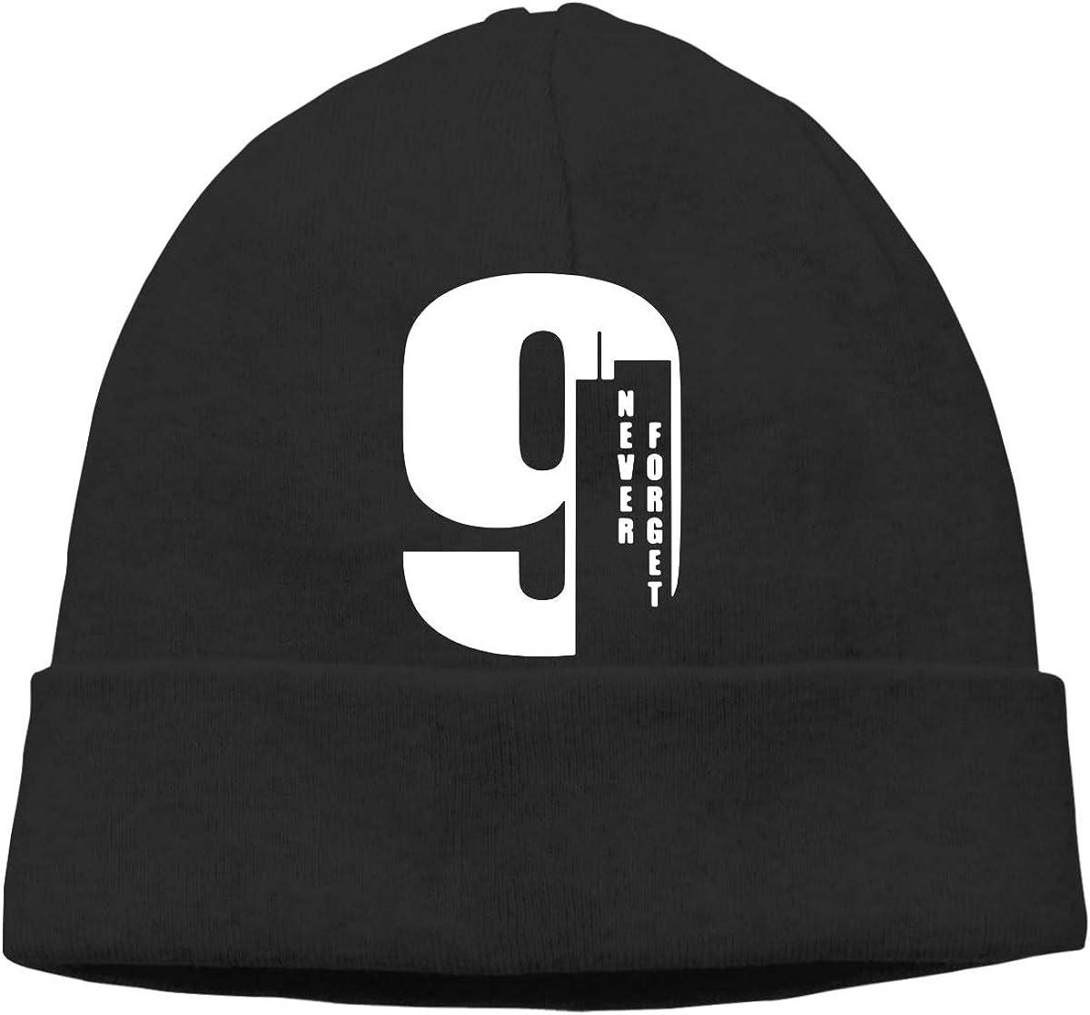GDSG5/&4 Funny 911 Never Forget Men Women Quick Dry Sports Beanie Hat