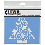 Clear Scraps CSSM6-CSWT Translucent Plastic Film