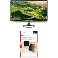 Acer H277H smidx 27-Inch Widescreen Display and 3M Privacy Filter