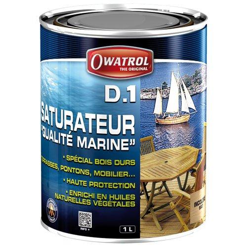 Owatrol 831 - Decapador/disolvente color Transparente