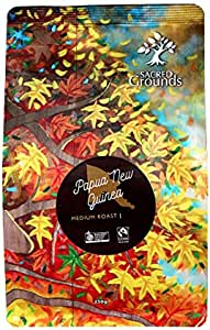 Sacred Grounds PNG Plunger Coffee 250g