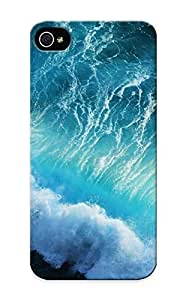 00199ae7857 Case Cover Seascapes Oceans Sea Waves Nature Water Compatible With Case For Ipod Touch 5 Cover Case