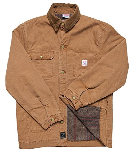 Pointer Brand Brown Duck Barn Coat 2XL Brown by Pointer