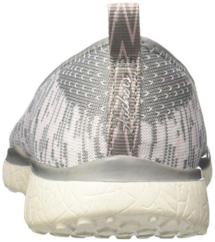 Note Skechers Microburst Skimmer Women's Pink Perfect Gray AtrFtq