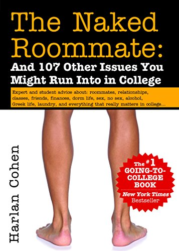 Best Graduation Gifts For Guys - The Naked Roommate: And 107 Other