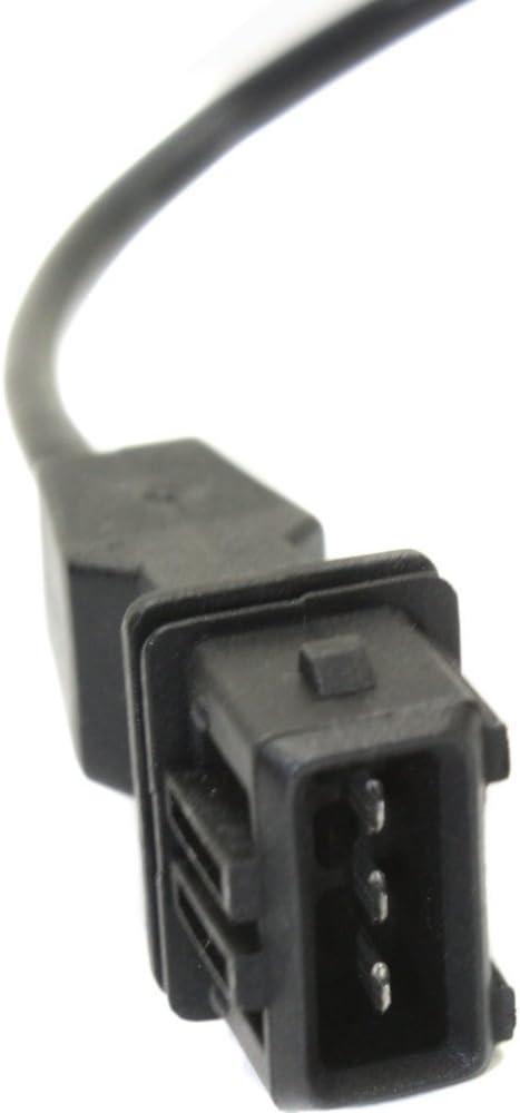 Crankshaft Position Sensor compatible with Hyundai Sonata 99-05 TuSCon 05-09 3 Male Blade Terminals Female Connector New