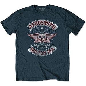 Aerosmith Men's Boston Pride Cotton Sho...