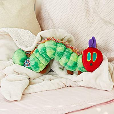 The World of Eric Carle, The Very Hungry Caterpillar Stuffed Animal Plush - 12 Inches: Kids Preferred: Toys & Games