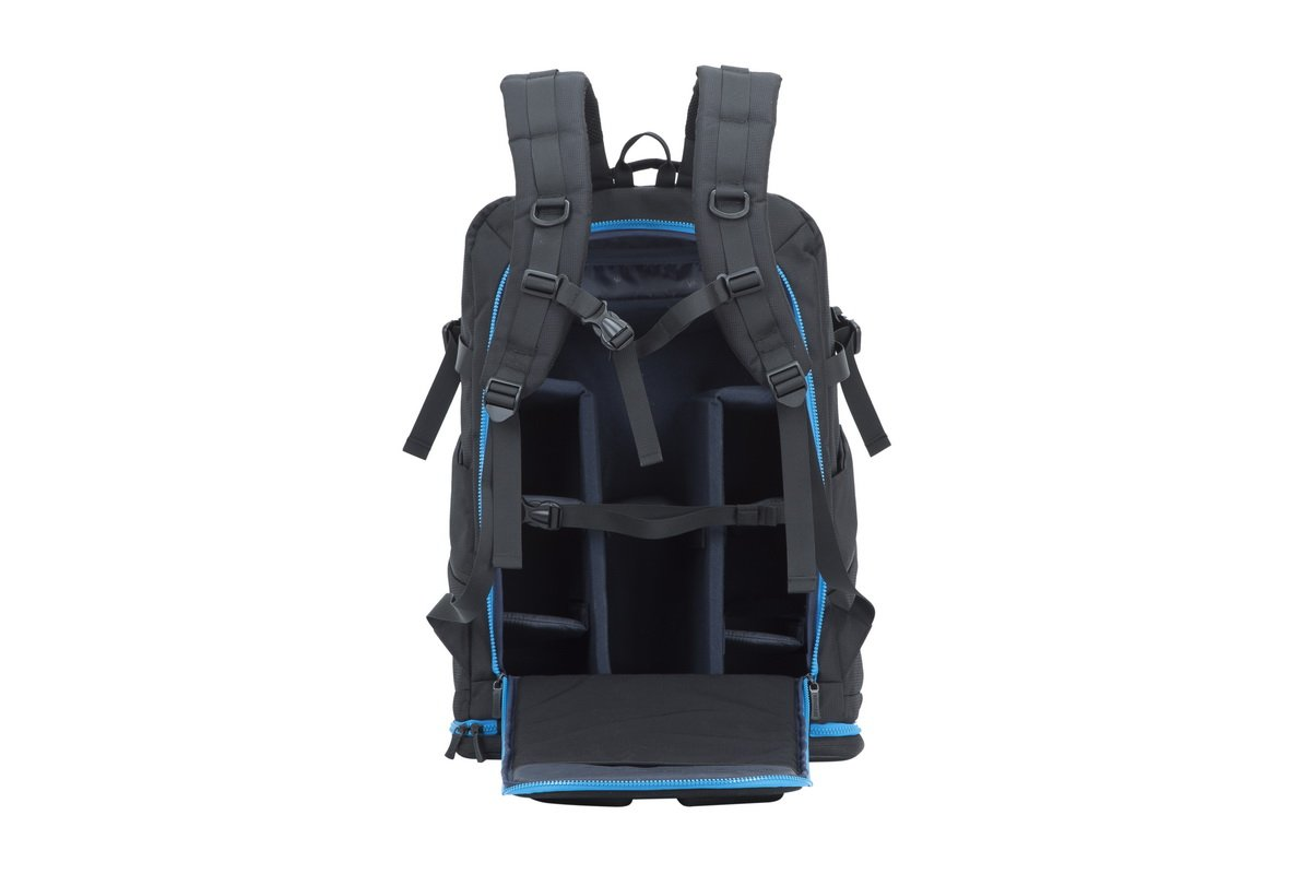Amazon.com: Rivacase 7890 Phantom 4 Large Waterproof Backpack for DJI Phantom 4 and DSLR Cameras - Black: Home Audio & Theater