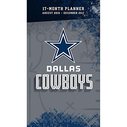 Dallas Cowboys 2016/17 17-month Planner ()