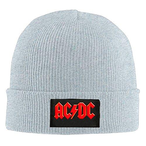 Ac Dc Acdc Dead Kennedys Wool Hat Slouchy Beanie Winter 2016 Woolen Cap WinterHats Cap ()