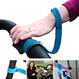 massmall Baby Stroller Pram Safety Belt Wrist Strap Infant Kid Carriage Harness Anti Lost