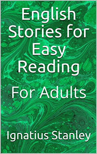 Easy reading story adults
