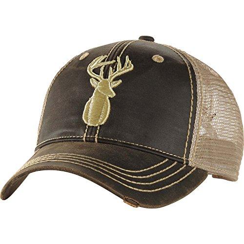 Fantastic Deal! Legendary Whitetails Ladies Vintage Buck Cap Tarmac