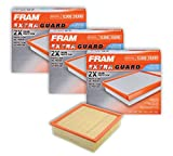 Fram CA10262 Extra Guard Panel Air Filters (3 Pack)