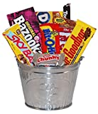 Clemson University Snack Bucket Gift Basket - Small