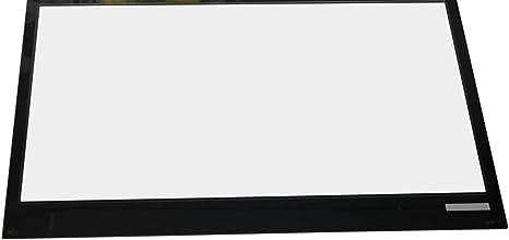 12,5 pulgadas Laptop pantalla digitalizador Panel táctil de cristal para Toshiba Satellite Radius 12 p25 W-c2300 (sin bisel y LCD): Amazon.es: Electrónica