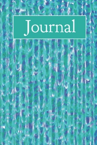(Journal: Blue Trees   120-Page College-Ruled Journal)
