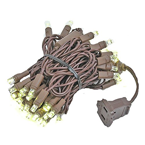 Brown Christmas Lights Led