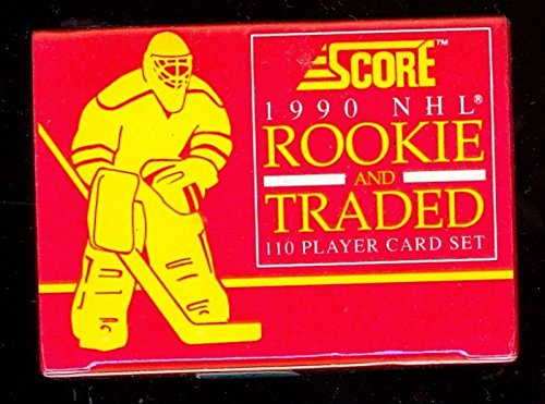 1990-91 Score Hockey Complete Box Set Rookie & Traded 1991 FACTORY SEALED