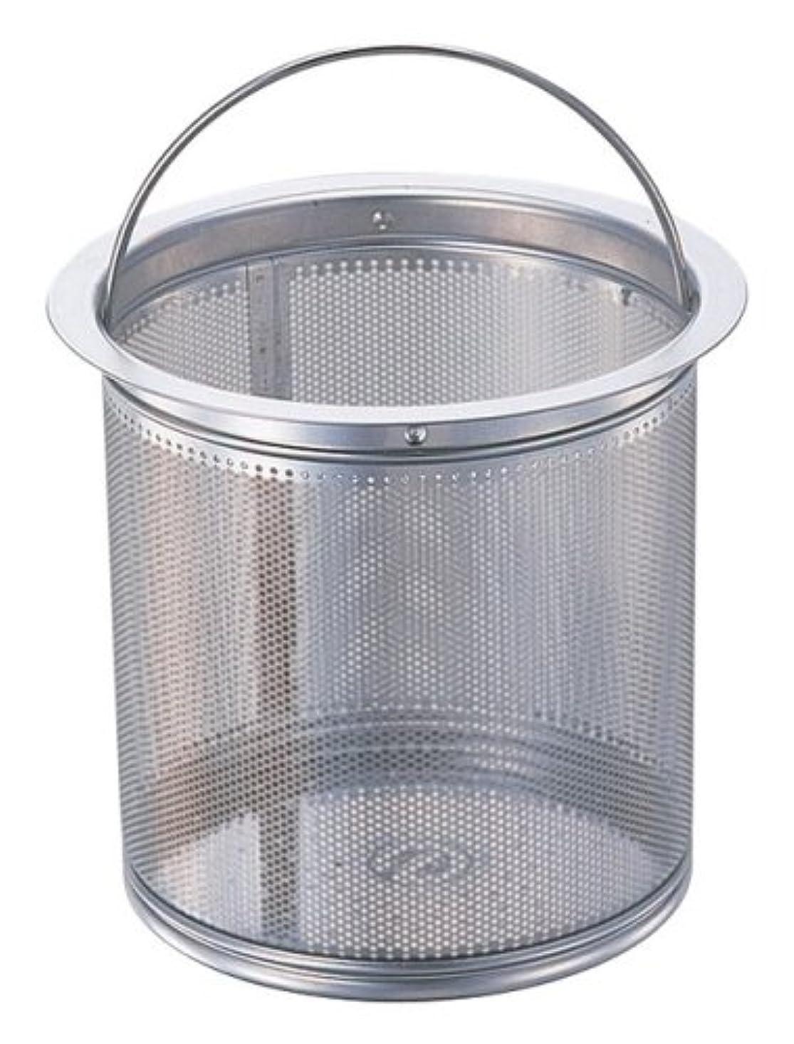 しかしながら委任主要な佐野機工 純銅バスケット -浅型- 溜まったゴミが捨てやすいタイプ
