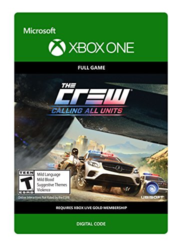 The Crew: Calling All Units - Xbox One Digital Code