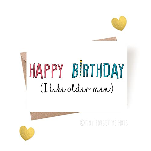 Amazon Funny Birthday Card For Boyfriend