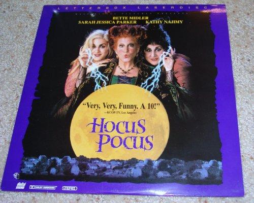 Halloween 3 Laser Death (Hocus Pocus (Laserdisc))