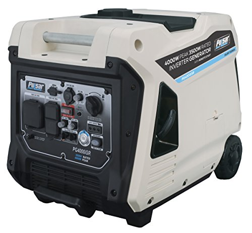 Pulsar 4000w Inverter Generator with Electric & Remote Start PG4000ISR