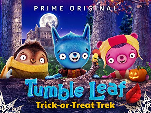Trick-or-Treat Trek: Official Trailer