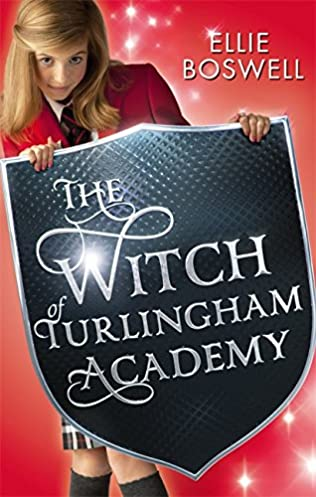 book cover of The Witch Of Turlingham Academy