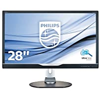 288P6LJEB/28W HD 2160p HDMI Display 28 UltraClear 4K display. 50000000:1 (dynamic) - 5 ms - HDMI, DVI-D, VGA, DisplayP