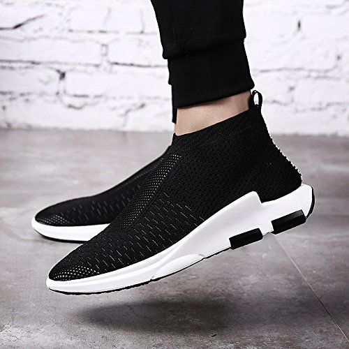93ffa25d1 Amazon.com | JIYE Men's Running Shoes Free Transform Flyknit Fashion  Sneakers | Running