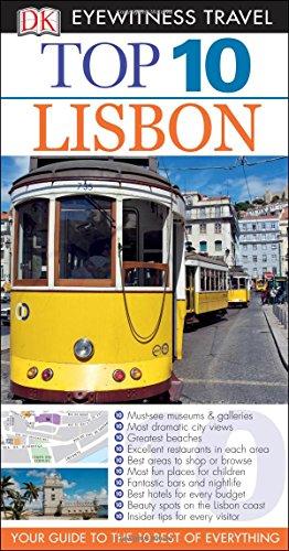 Top 10 Lisbon (Eyewitness Top 10 Travel Guide)