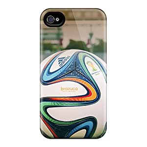 Randolphfashion2010 Design High Quality Brazuca Football World Cup 2014 Covers Cases With Excellent Style For Iphone 6