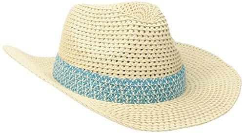 Outdoor Research Girls' Cira Cowboy Hat, Straw, (Ml Straw Hat)