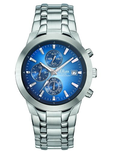 s.Oliver Men's Watches SO-1673-MC