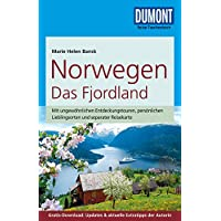 DuMont Reise-Taschenbuch Reiseführer Norwegen, Das Fjordland: mit Online-Updates als Gratis-Download