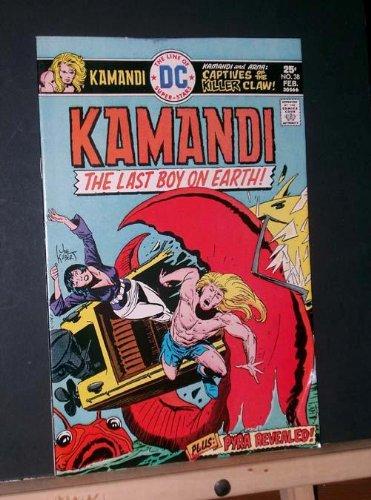 Kamandi #38