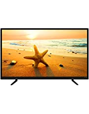 """Atyme 395AM7DVD, 40"""" Class FHD, 1080P, 60 Hz, LED TV with Built in DVD Player"""