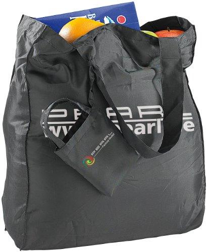 PEARL Faltbare Einkaufstasche mit Schutzhülle