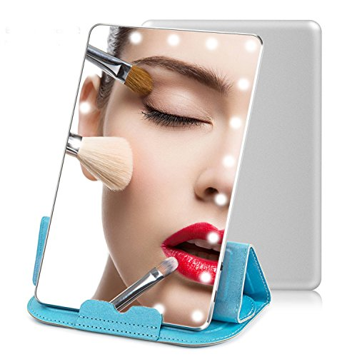 Lighted Makeup Mirror, 7.9