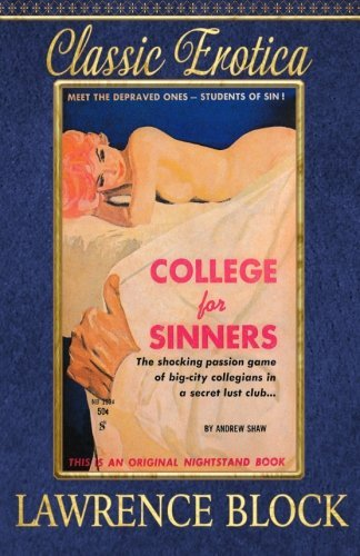 College for Sinners (Collection of Classic Erotica) (Volume 10)