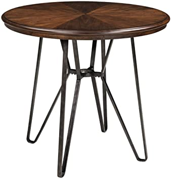 Amazoncom Signature Design By Ashley D372 13 Centiar Dining Table