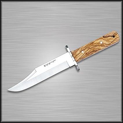 CUCHILLERIAALBACETE Cuchillo de Caza Nieto MONTERIA 11043